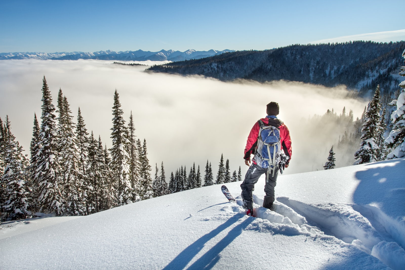 Jak się ubrać w góry zimą?