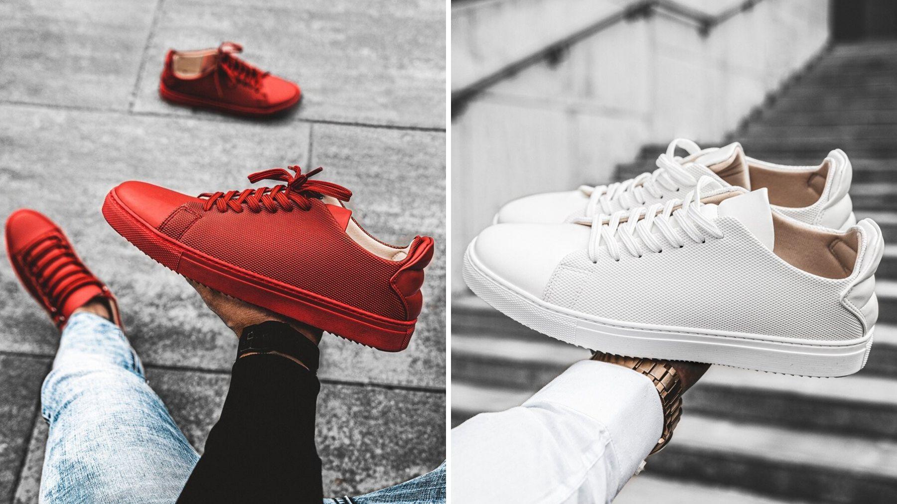 buty do chinosów