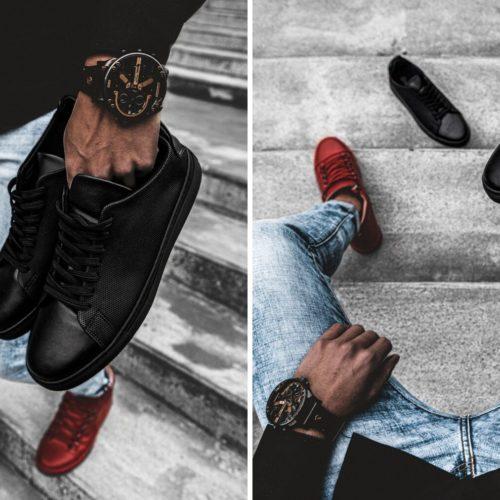 kupowanie butów przez internet