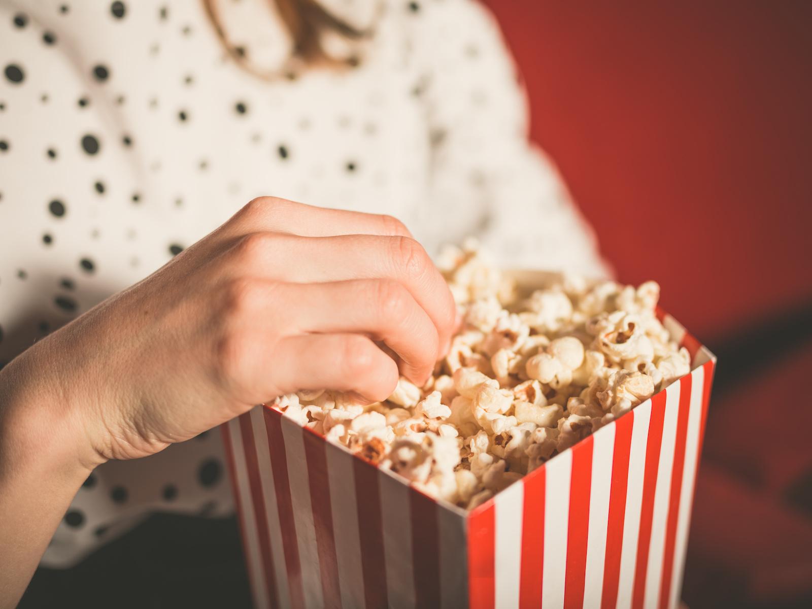 obiad w kinie
