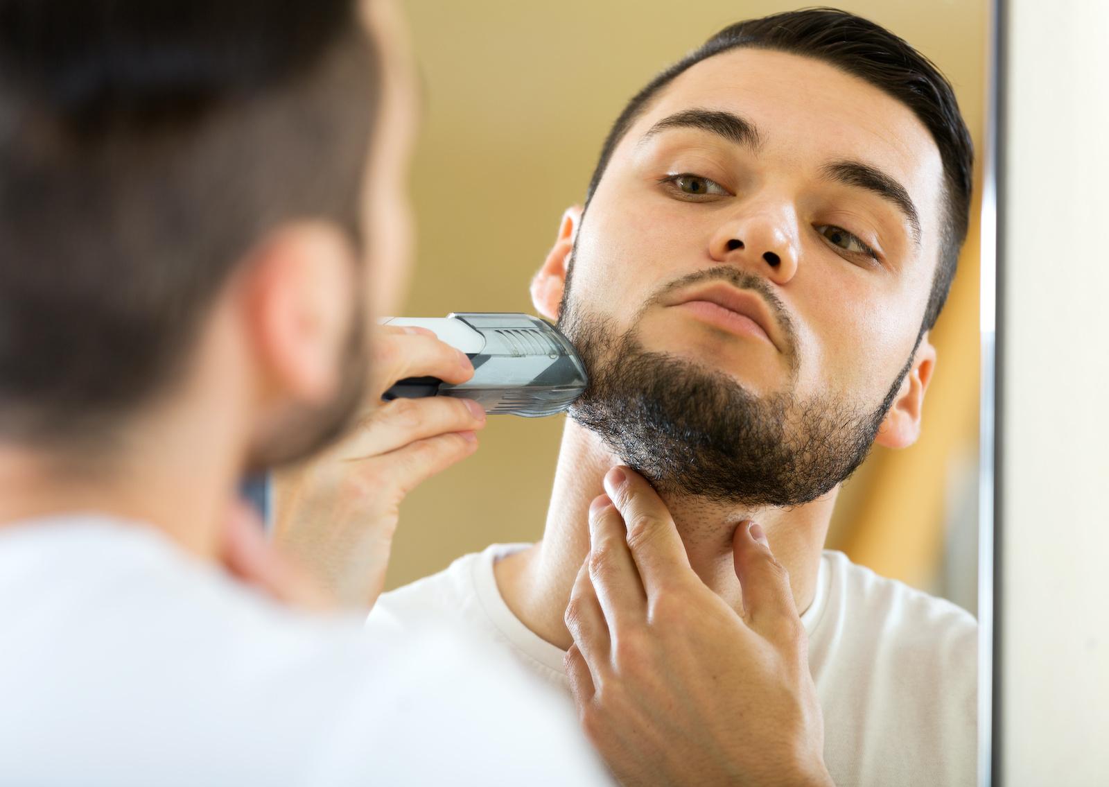 trymowanie brody