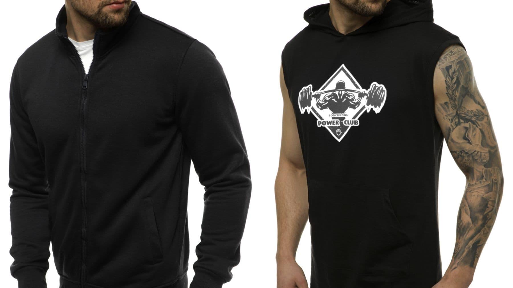 Bluza i T-shirt