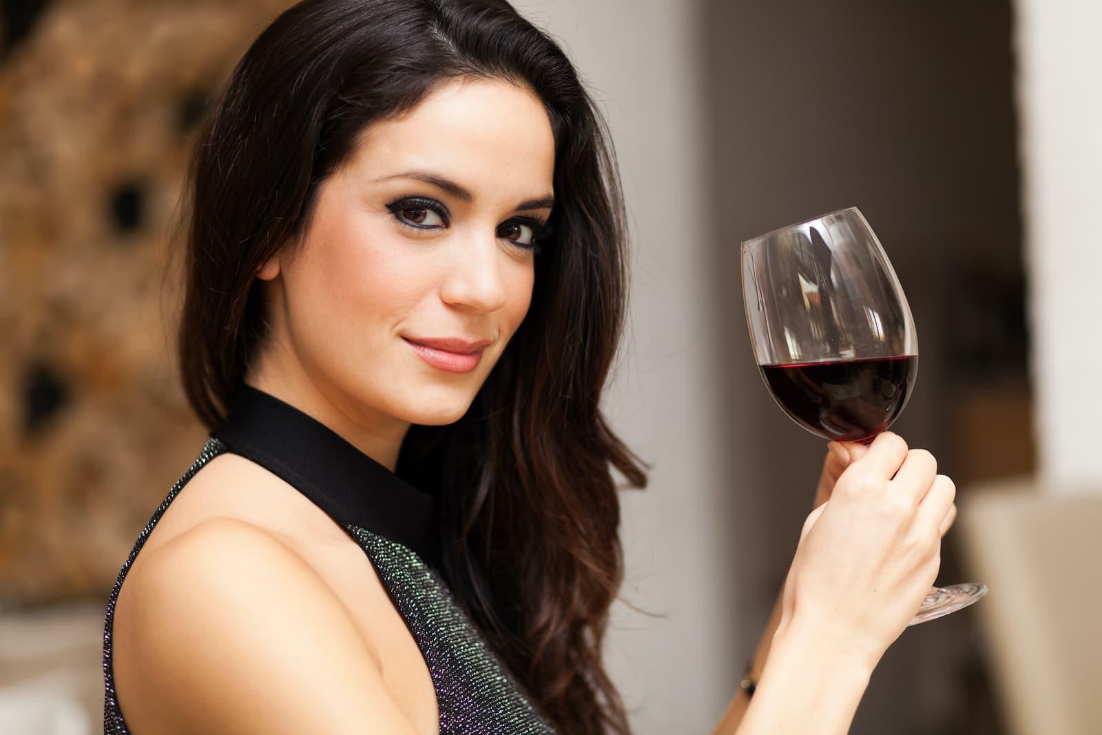 wino - naturalny afrodyzjak