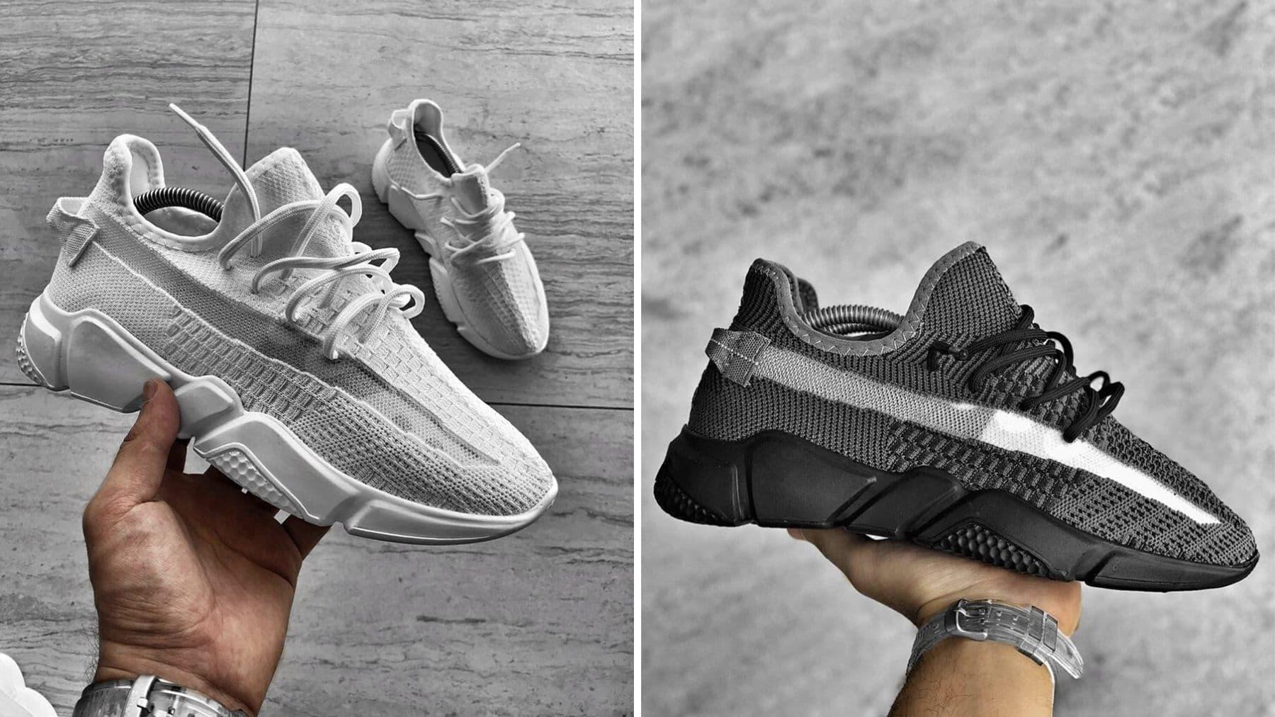 modne sneakersy męskie