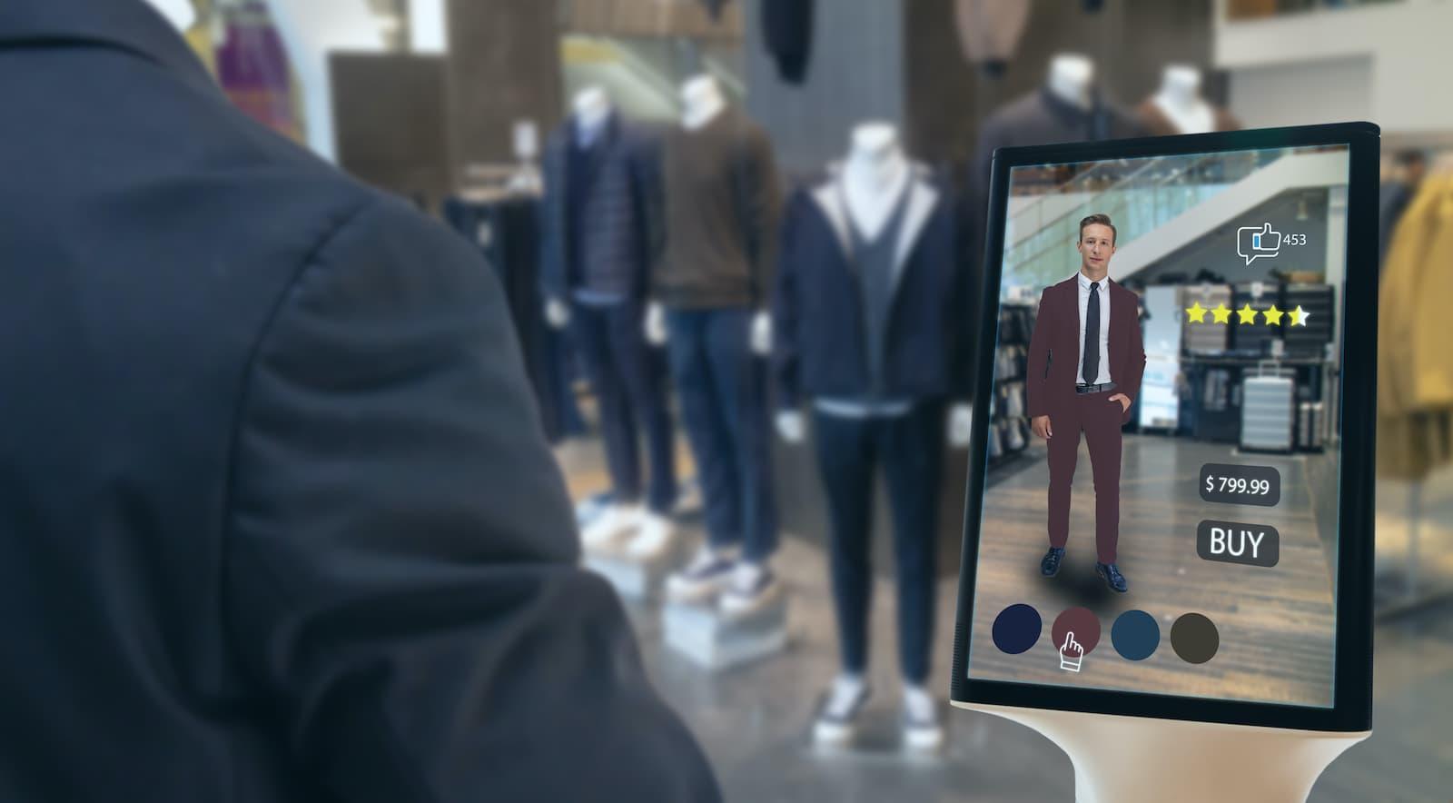 Moda przyszłości: inteligentne ubrania, sztuczna inteligencja zamiast stylistów i…