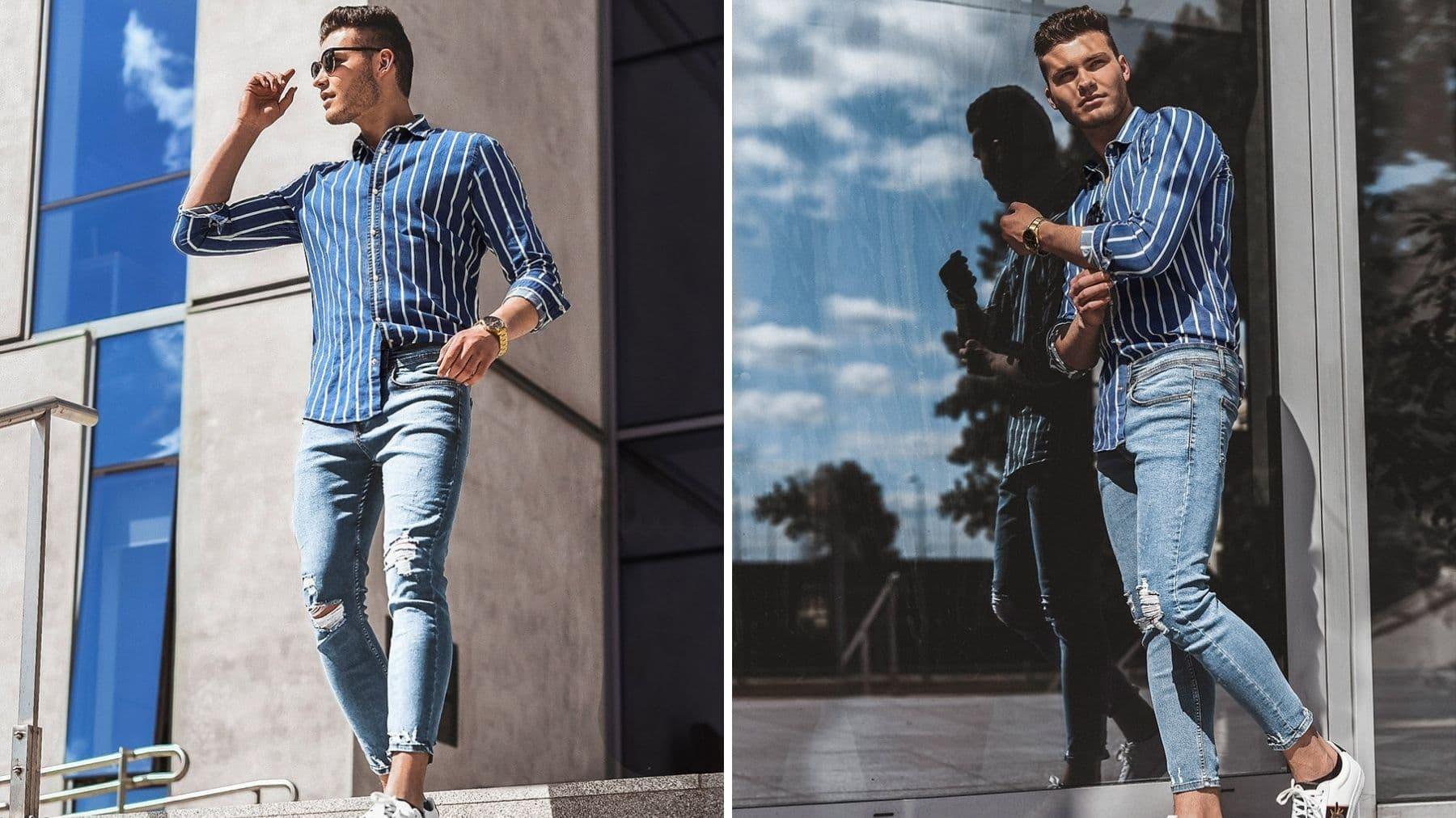 Jak się powinien ubierać dojrzały mężczyzna? » Blog o