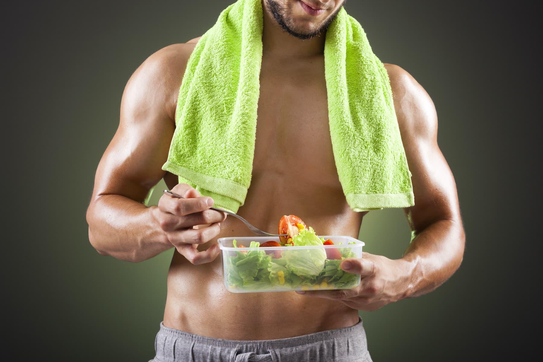 Dieta wegetariańska a trening. Czy to ma sens?