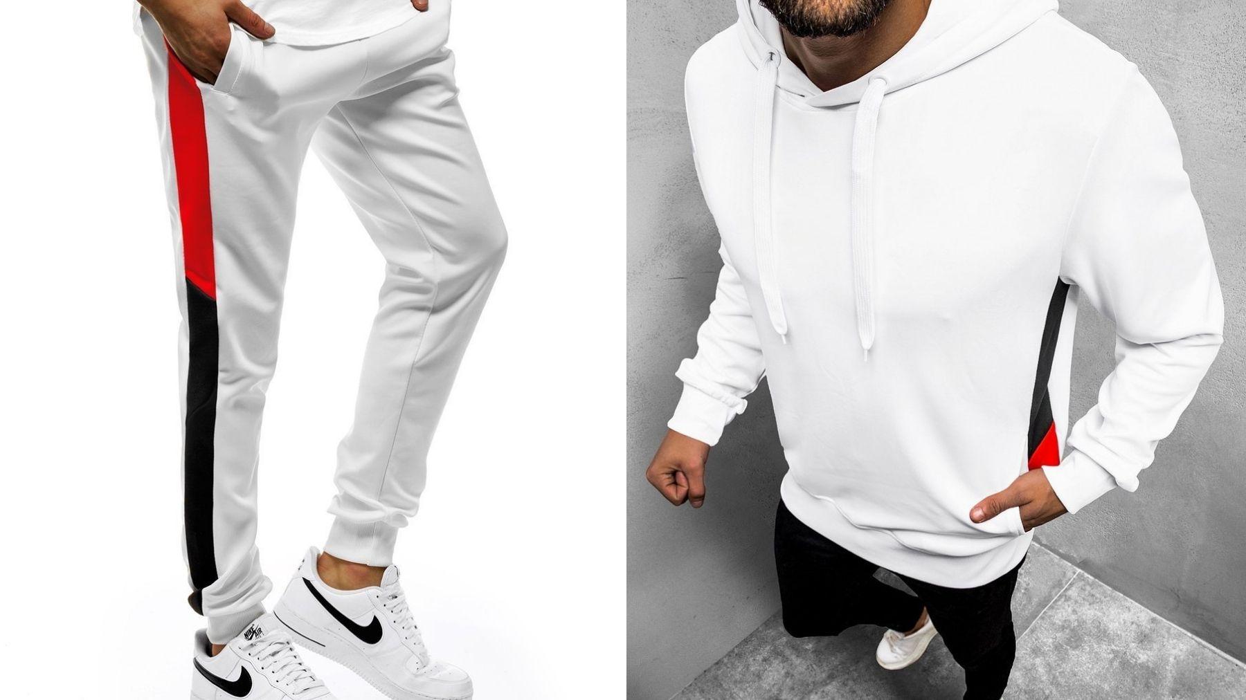 spodnie dresowe na siłownię