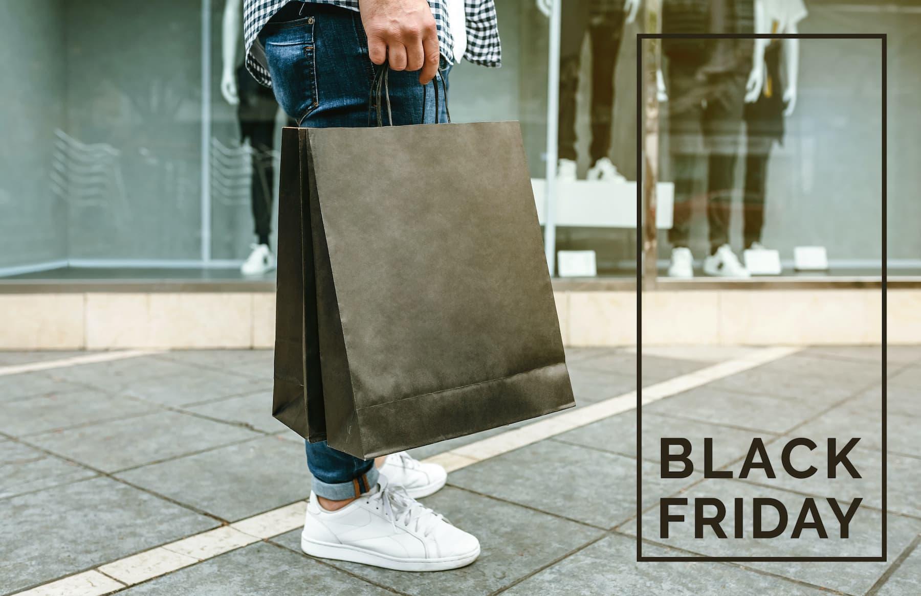 Sezonowy przegląd szafy: co warto kupić na Black Friday?