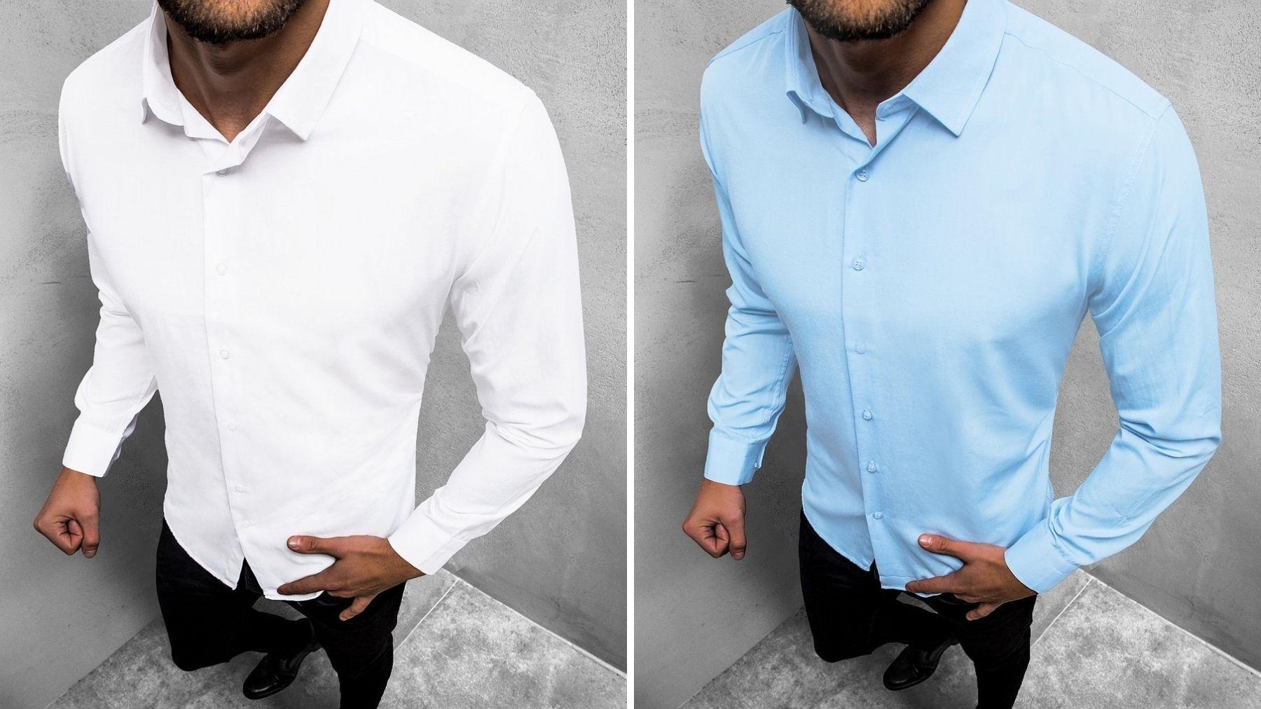 koszule męskie na sylwestra