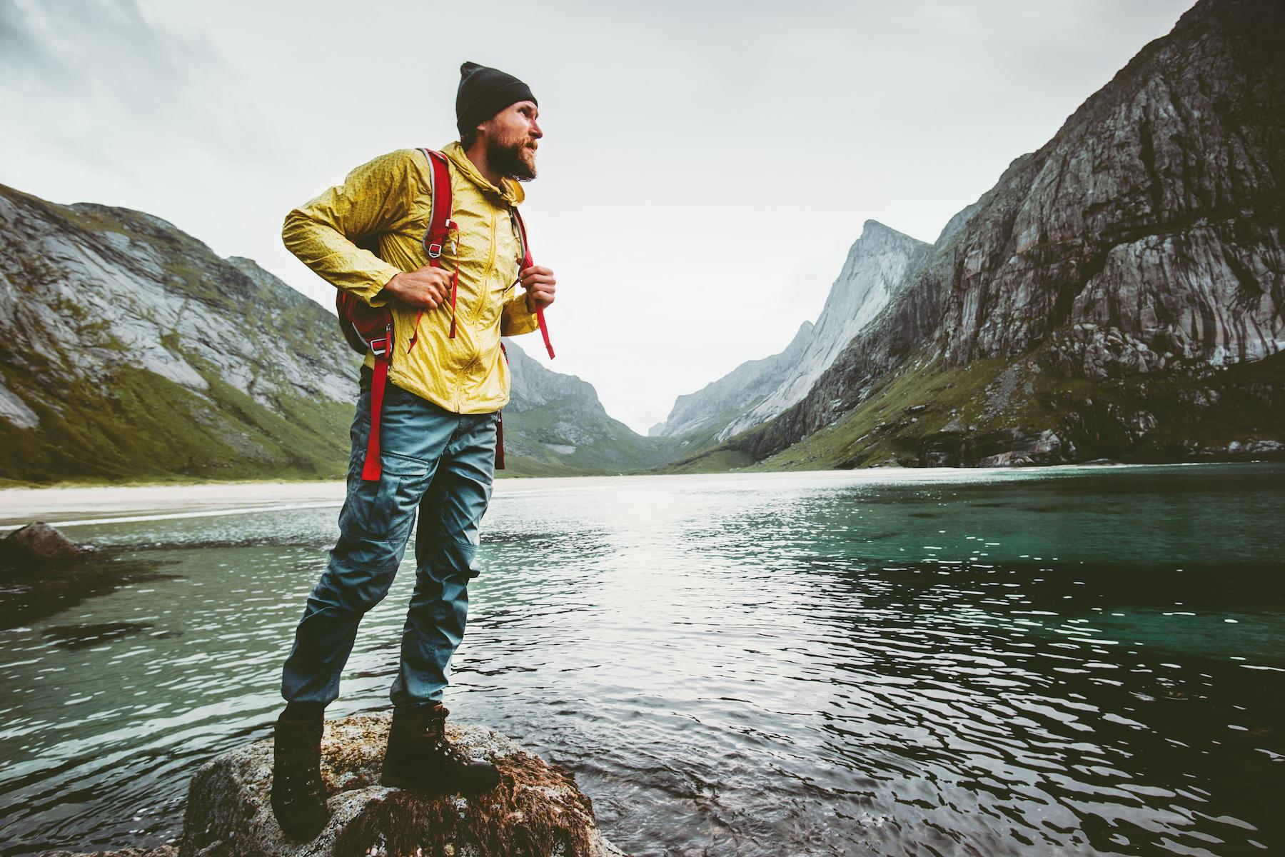 Odkryj męski styl skandynawski