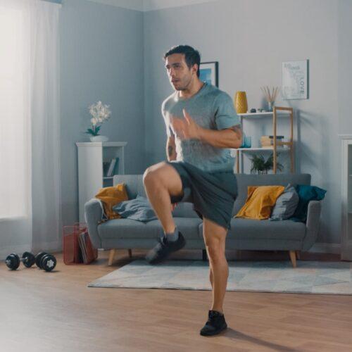 ćwiczenia w domu cardio