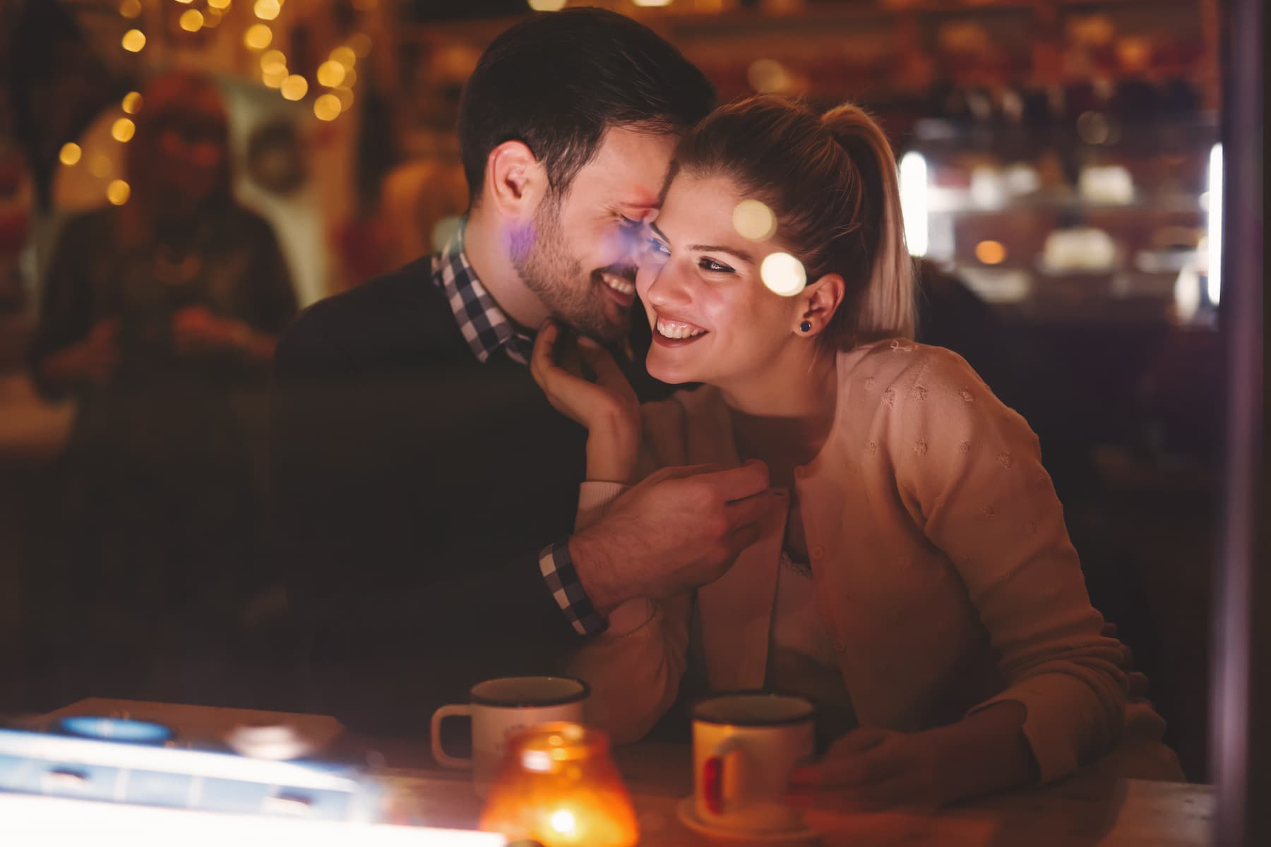 """Flirt… w długoletnim związku, czyli jak """"podtrzymać ogień"""""""