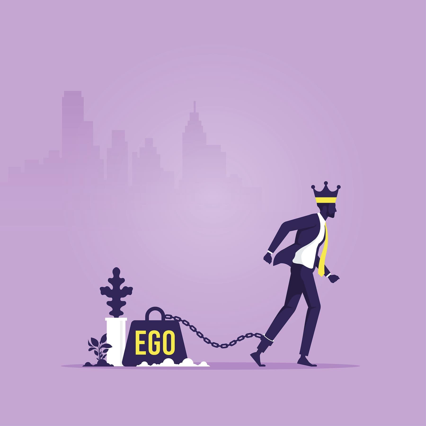 ego narcyzm