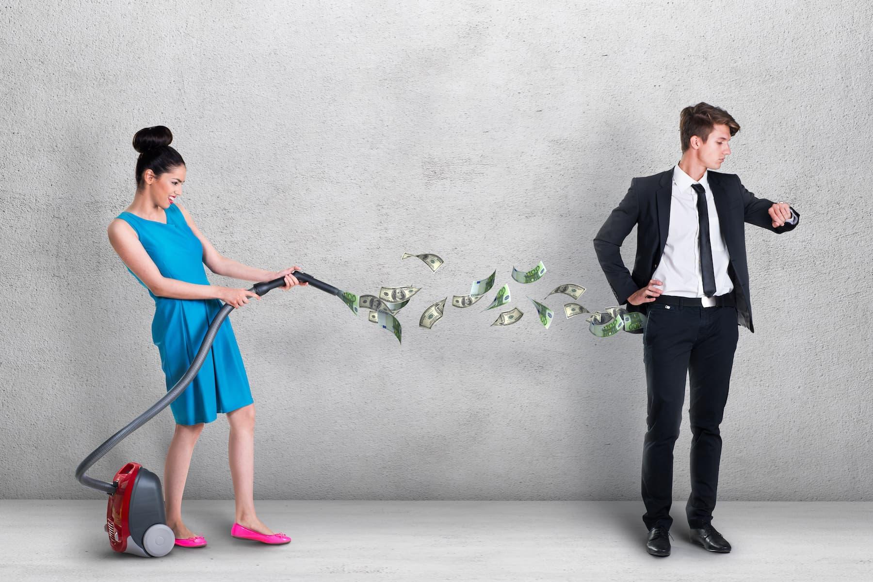 Czy kobiety lecą na kasę? Męskim okiem o hipergamii