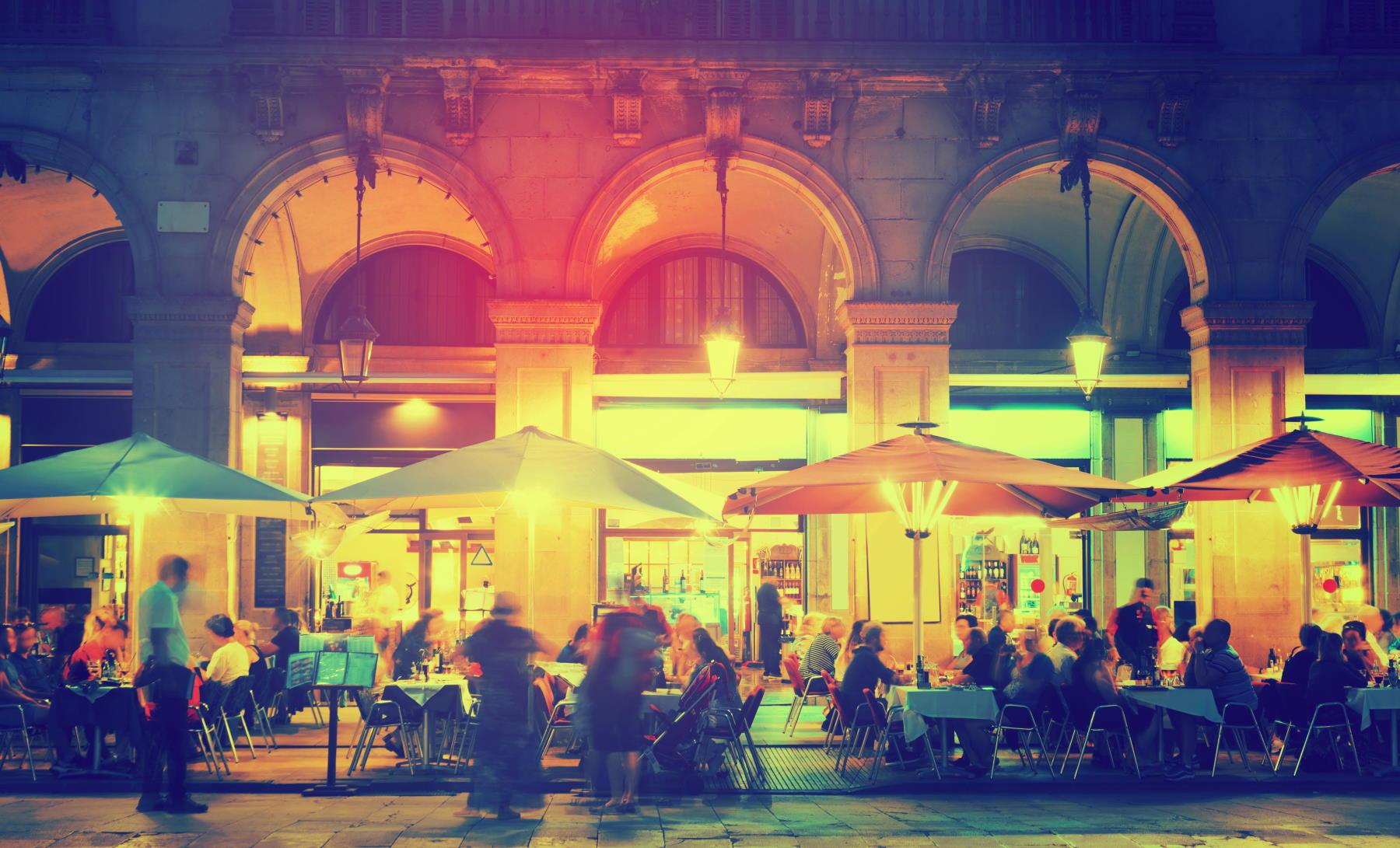 Barcelona życie nocne