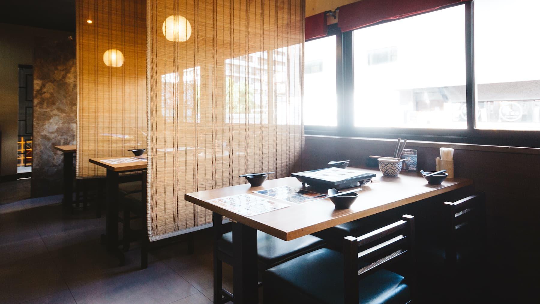 restauracja japońska