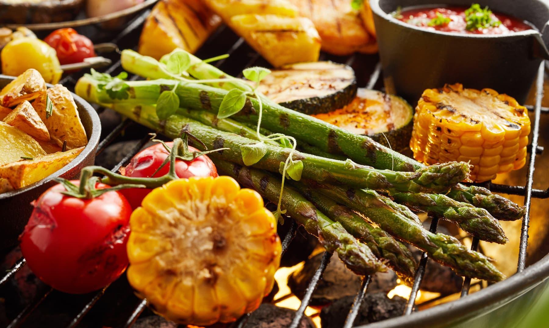 Co można wrzucić na grilla zamiast mięsa?