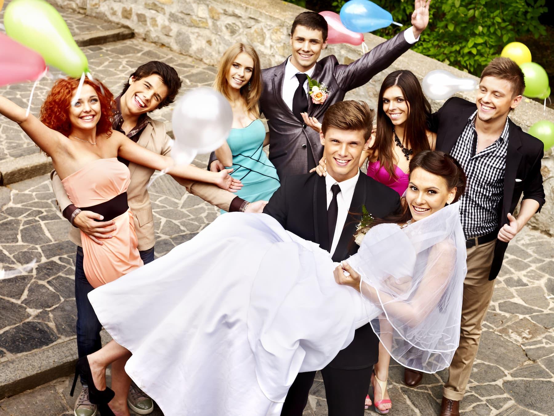 W co się ubrać jako gość na ślub cywilny?