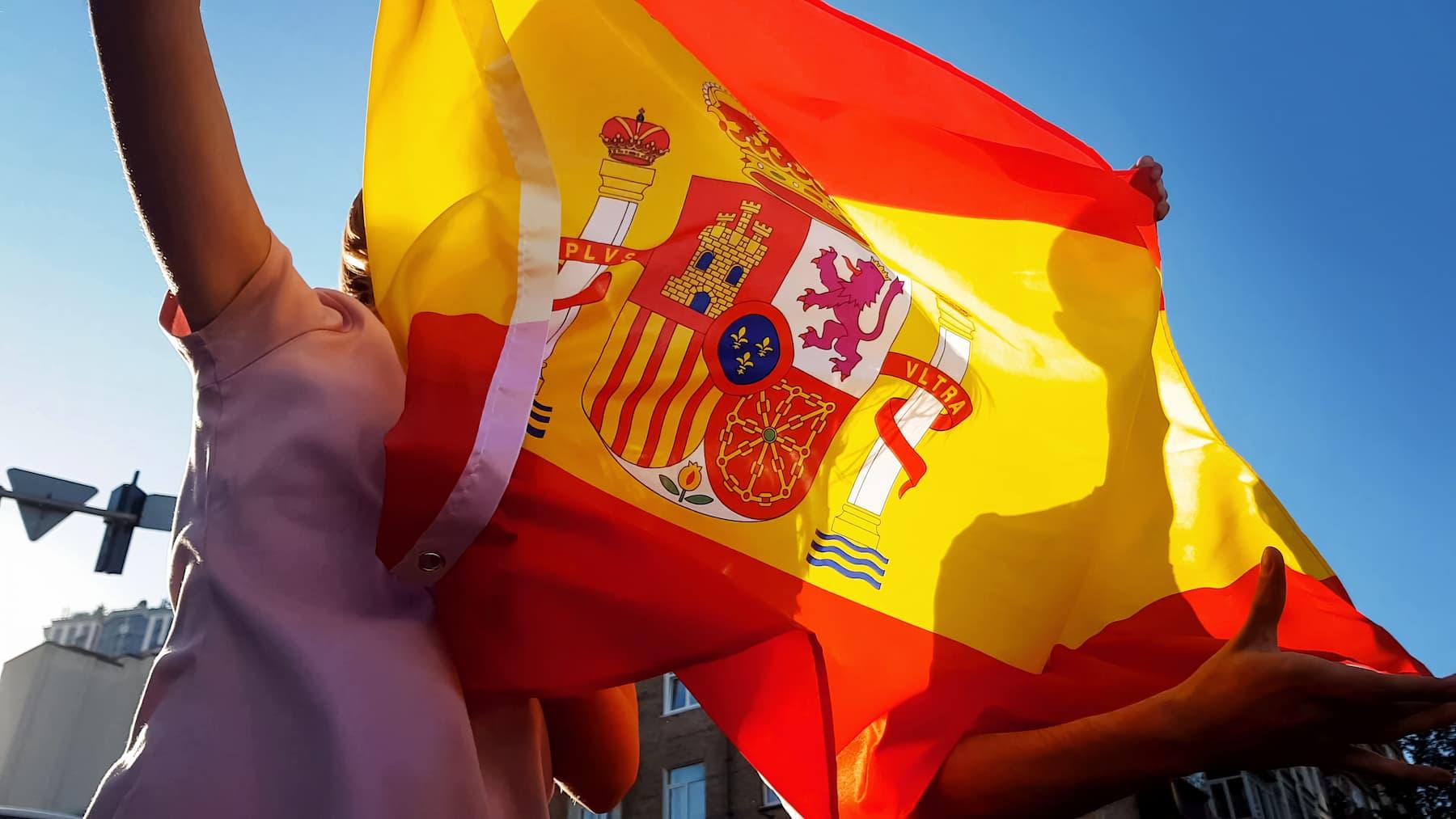 fani Hiszpańskiej drużyny narodowej