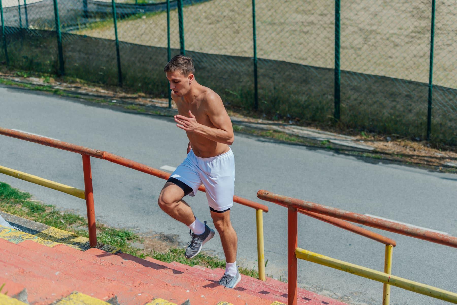 trening na świeżym powietrzu, ćwiczenia na świeżym powietrzu, trening w upale