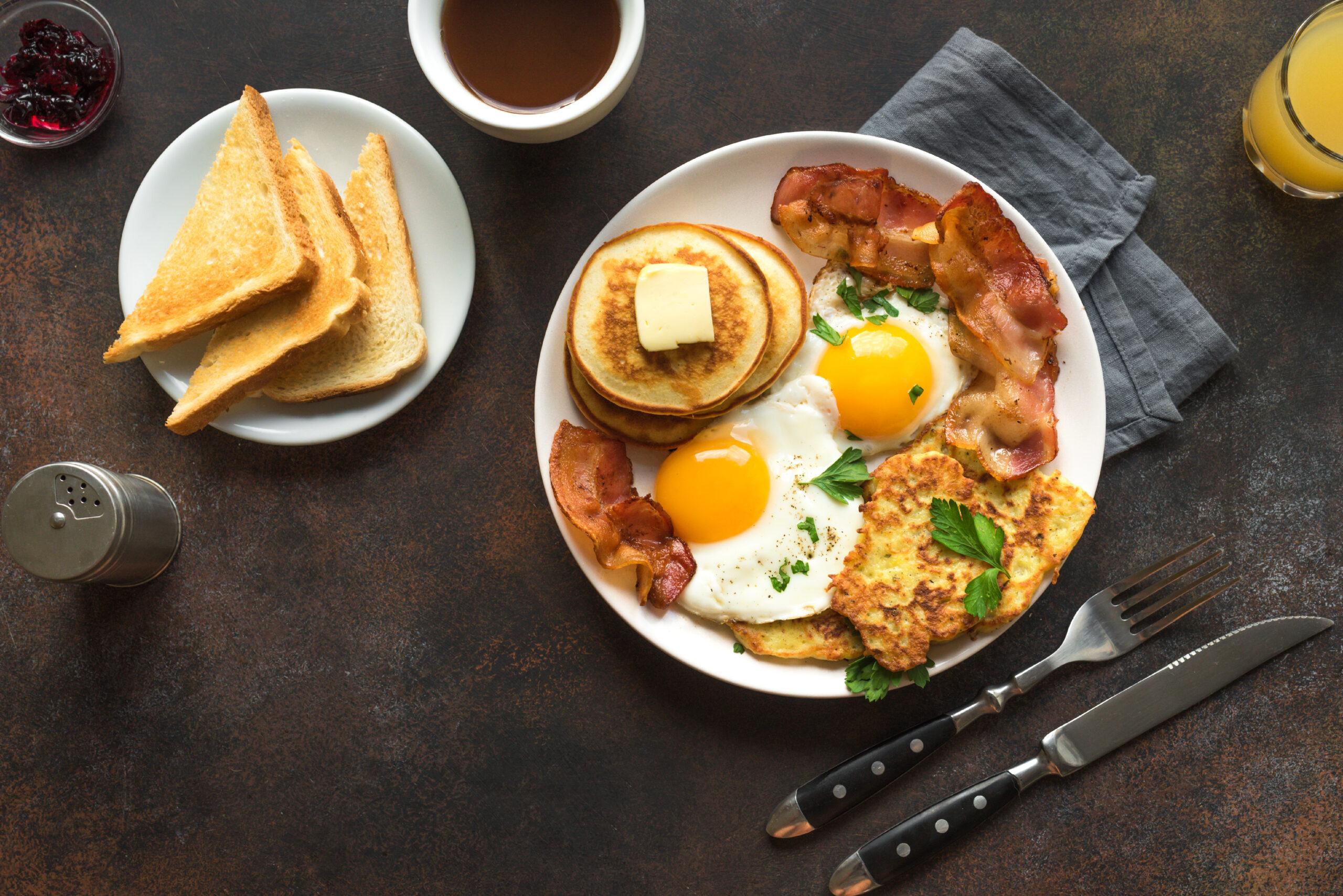Dieta wysokoproteinowa: 4 pomysły na pyszne śniadania