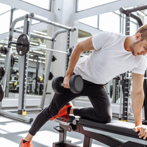 trening na budowę masy mięśniowej, jak zbudować tkankę mięśniową, trening na masę, plan treningowy na masę