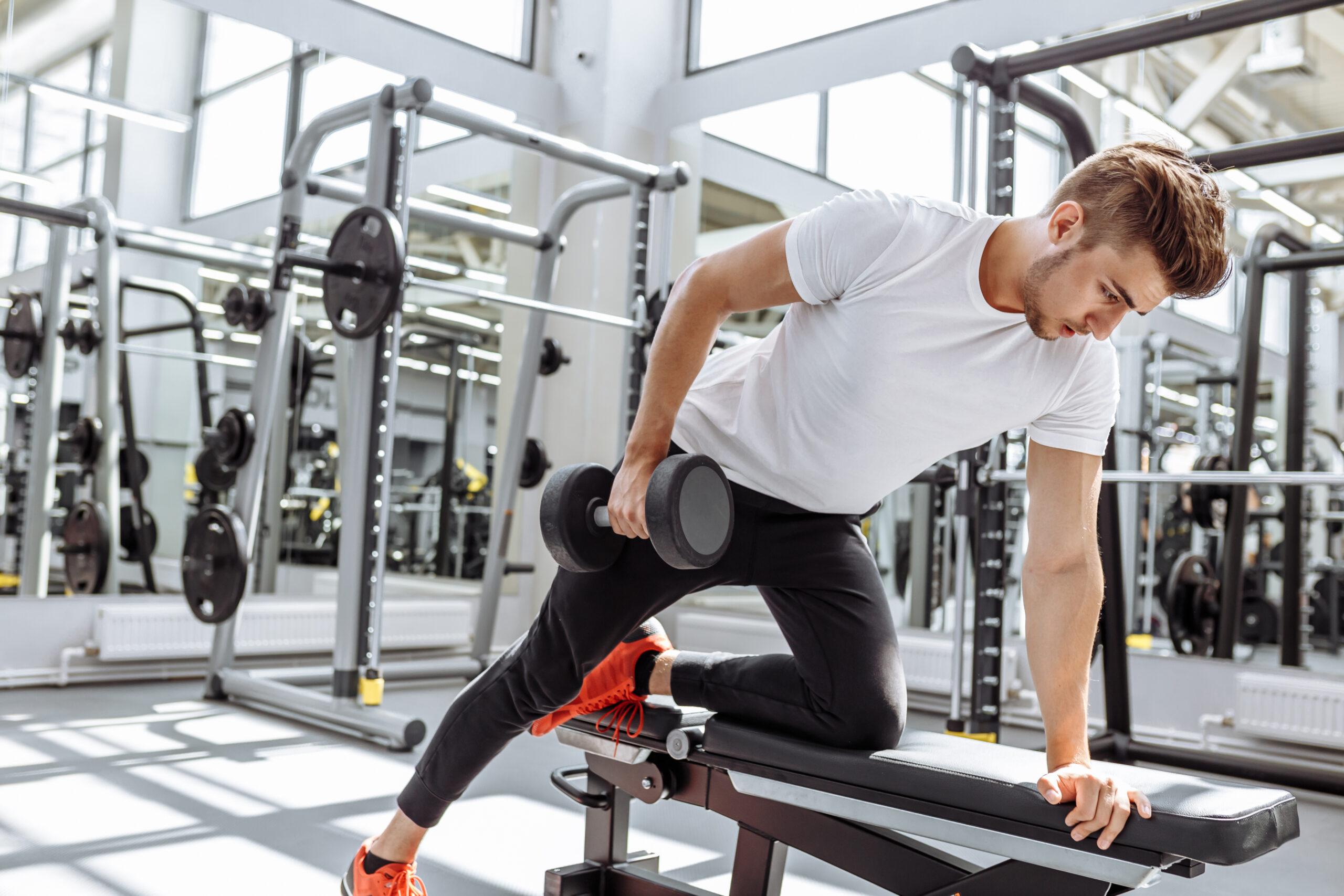 Jak przyspieszyć przyrost mięśni?